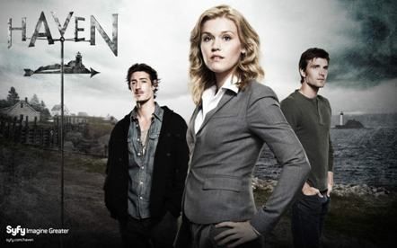SyFy's New Series Haven - Check it Out!